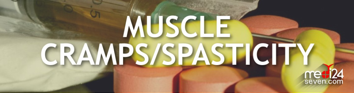 Muscle Cramps/Spasticity