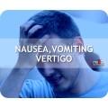 Nausea, Vomiting, Vertigo