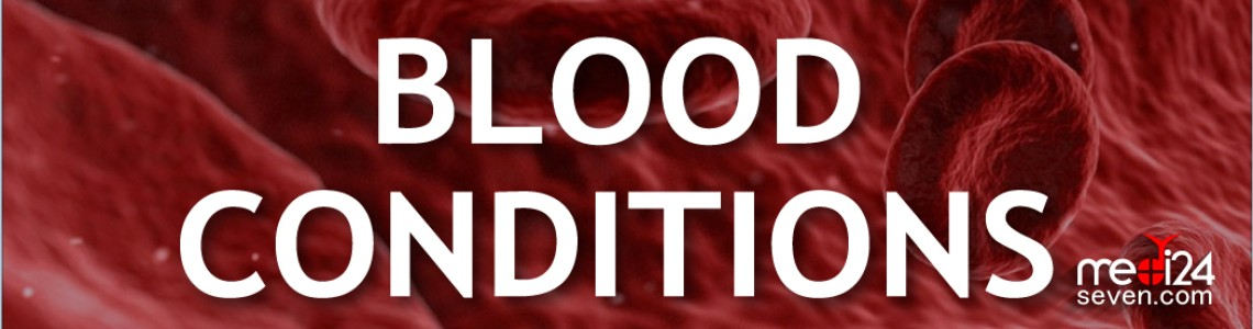 Blood conditions